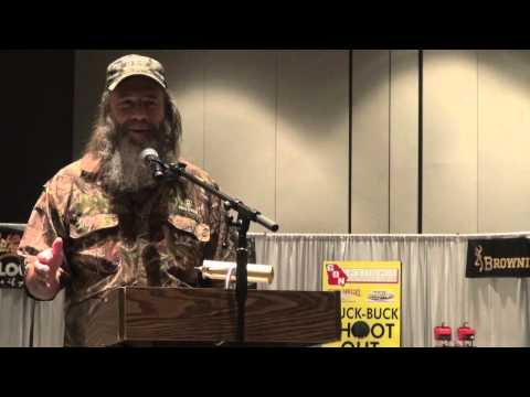Duck Dynasty's Mountain Man - First Public Testimony