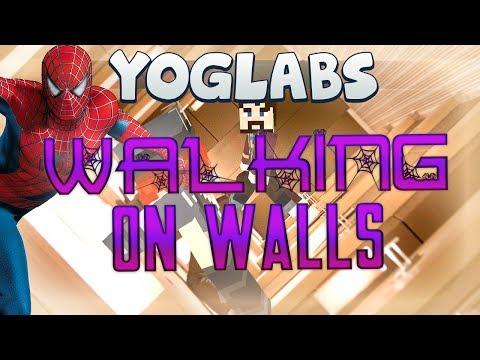 Minecraft Mods - Walking On Walls - StarMine Mod - YogLabs