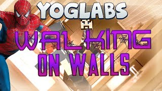 Minecraft Mods - Walking On Walls - StarMine Mod - YogLabs