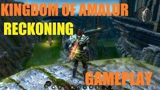 Kingdom of Amalur Reckoning Gameplay [PC HD]