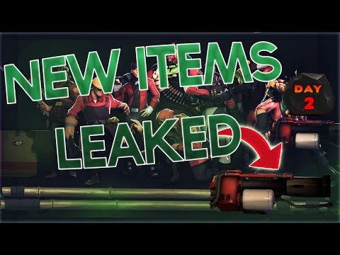TF2: Jungle Inferno Update Day 2 - NEW ITEMS! + Cosmetics, Contract Missions & MORE!