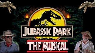 Jurassic Park The Musical: Grant