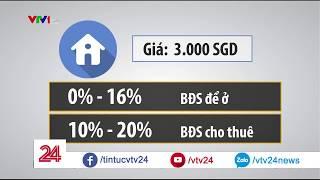Các quốc gia trên thế giới đánh thuế nhà đất ra sao?  - Tin Tức VTV24