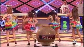 Boom: Bailando la conga