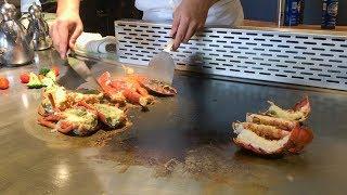 Lobster & Steak Teppanyaki - Food in Taiwan
