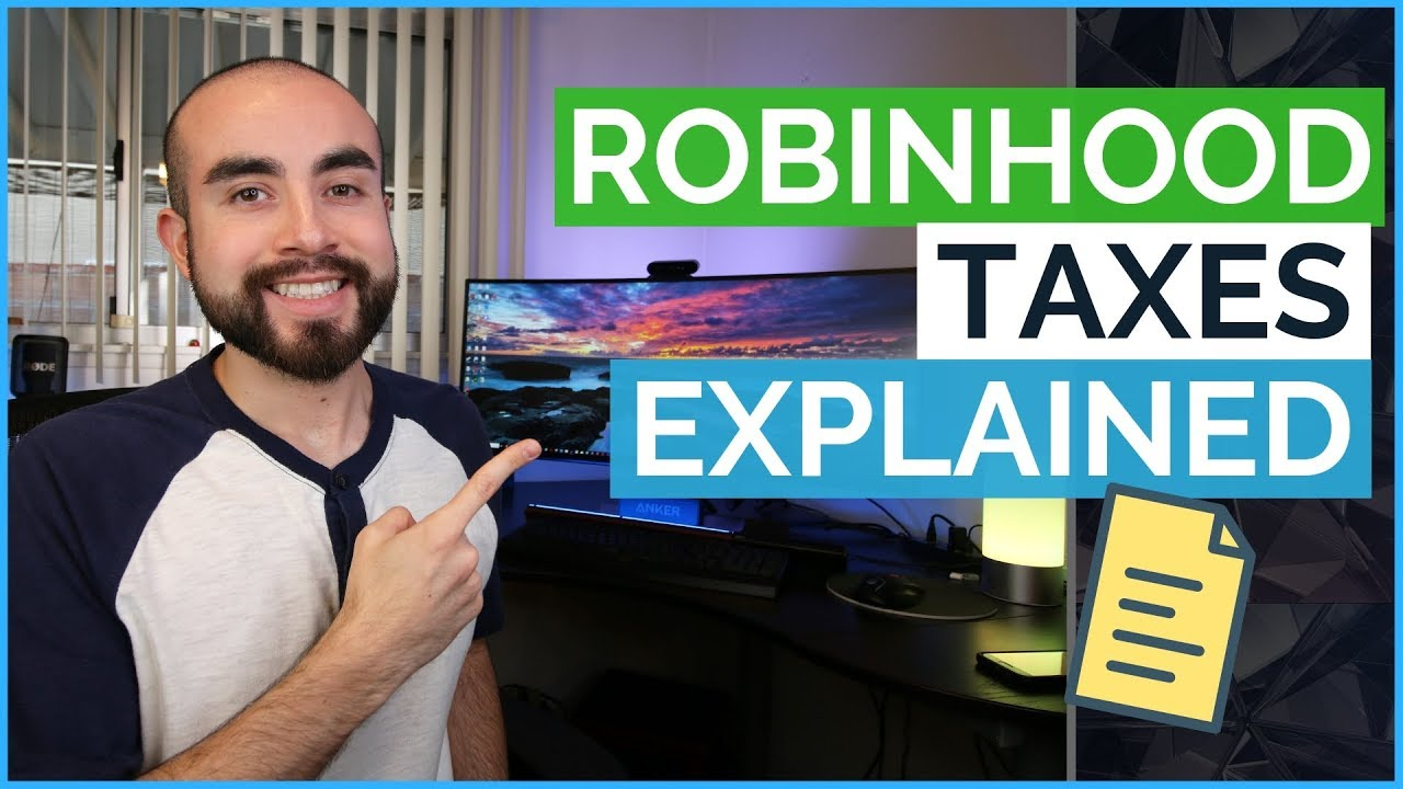 Robinhood Taxes Explained - How To File Robinhood Taxes On TurboTax