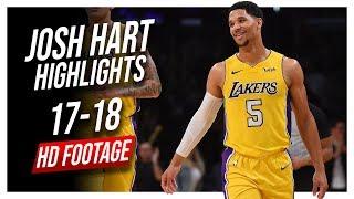 Lakers SG Josh Hart 2017-2018 Season Highlights ᴴᴰ