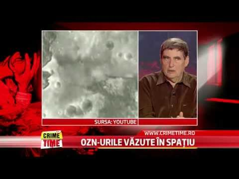 OZN-urile vazute in spatiu - CrimeTime Live Show cu Elena Lasconi