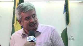 Capitão Lauro Presidente da câmara de Itaiçaba