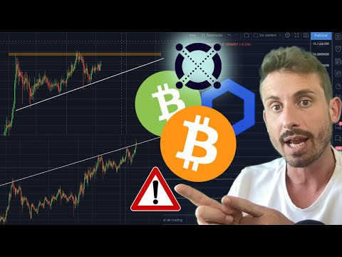 HUGE LEVEL TO HOLD FOR BITCOIN!!!!!!!!!! (Insane Pattern For This Altcoin..)