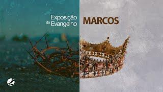 2020-12-13 - Mc 14.27-52 - Rev. Weber Sérgio - Transmissão Vespertina