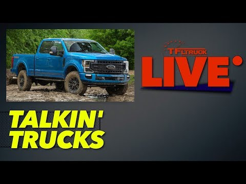 Will The 2020 Ford Super Duty Tremor CRUSH The Ram Power Wagon? | Talkin' Trucks Ep. 51