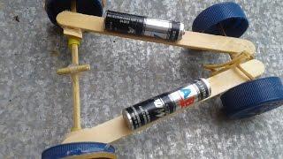 Ide Kreatif Membuat Mobil Mainan Buat Anak Anak