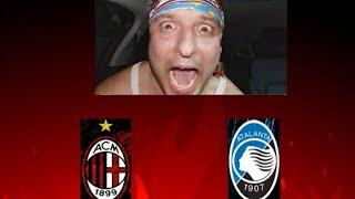 MILAN-ATALANTA 1-1!Un buon Milan nonostante le assenze