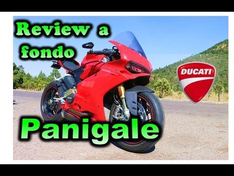 Ducati Panigale 1299   Review en Español