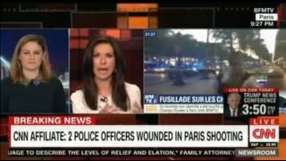 1 Policeman killed 1 wounded attacker dead in Paris Champs Elysees Shooting elections  soon