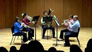 Sonata No. 22 from Hora Decima by Johann Pezel