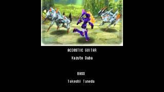 Phantasy Star Zero Ending Credits