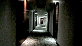 SHORT HORROR FILM: Last Night in the Hotel