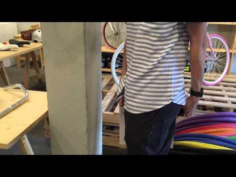 วิธีการวัดความยาวช่วงขาเพื่อเลือกไซส์จักรยาน Tint Bicycle