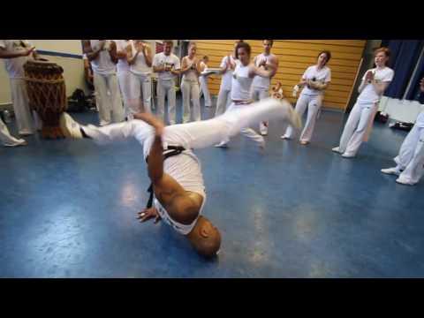 International Capoeira Nago Event 2016 - Formado Gringo