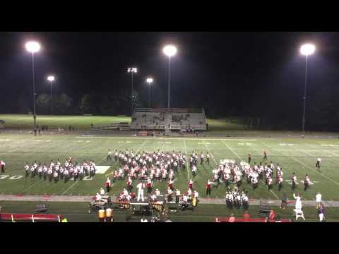 Herndon High School Marching Band 9.1.16