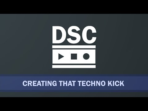 Creating a Techno Kick in Ableton Live