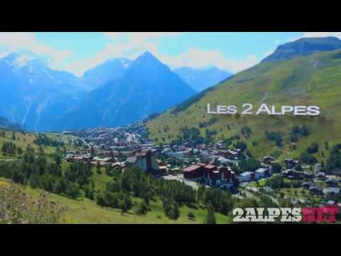 Summer in Les 2 Alpes
