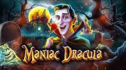 Maniac Dracula Slot - Cash Frenzy Casino - Let's see how Wild Dracula Wins!