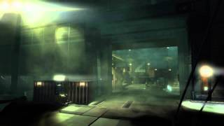 Deus Ex:Human Revolution - Rifleman Bank Station Loading Bay Combat
