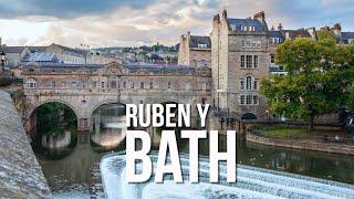 Bath, la ciudad mas bella de Inglaterra