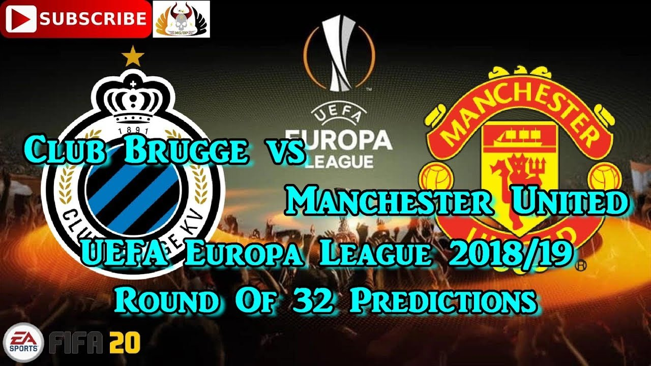 Anthony Martial, Manchester United Play Club Brugge to UEL 1st ...