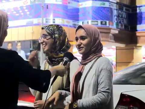 لقاء شوارع في حي الجامعة في المنصورة - طلع عليك اسم اية وانت صغير ؟
