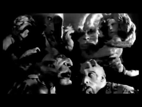 The Shanklin Freak Show - Twisted Family (dark circus music video)
