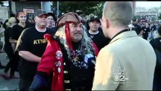 Danny Kroll, Pirates superfan, on KDKA