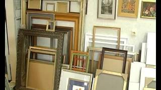 Багеты для картин в Полтаве. Салон