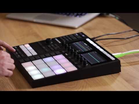 Live #6 : MASCHINE Mk3 et les nouvelles fonctionnalités audio | Native Instruments