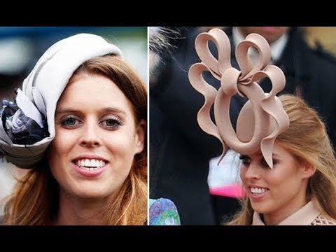 Princess Beatrice disscuses criticism over that hat