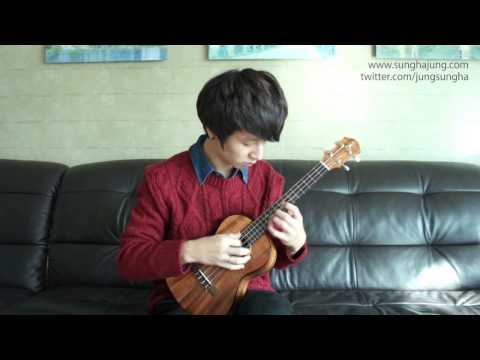 (Gotye) Somebody That I Used To Know – Sungha Jung (ukulele)