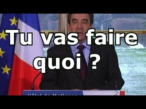 L'IRRÉPROCHABLE FRANÇOIS FILLON
