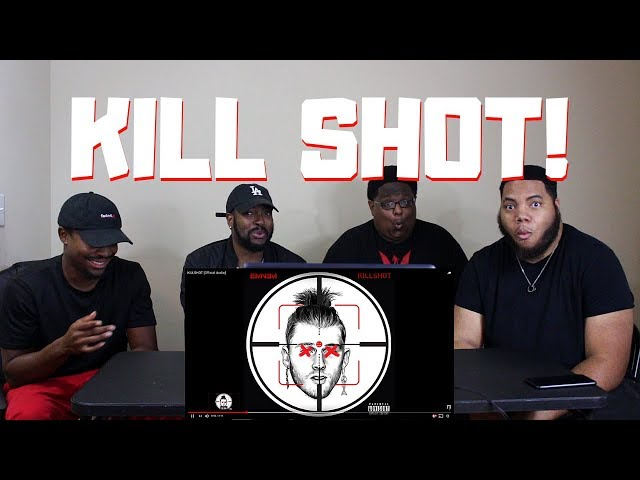 KILLSHOT [Official Audio] - (REACTION)