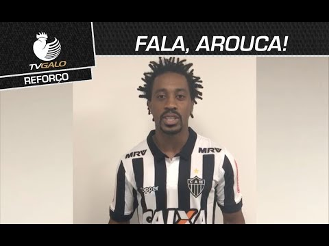 14/12/2017 Arouca comenta chegada ao Atlético