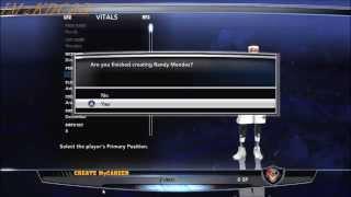 PBA 2K14 MyCareer #1 - Creation & PBA Draft Night