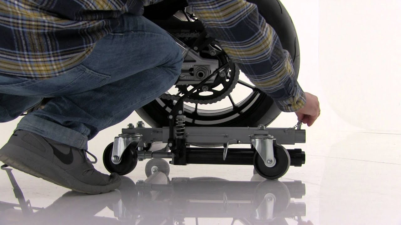 Constands Motorcycle Dolly Mover Heavy Duty Youtube