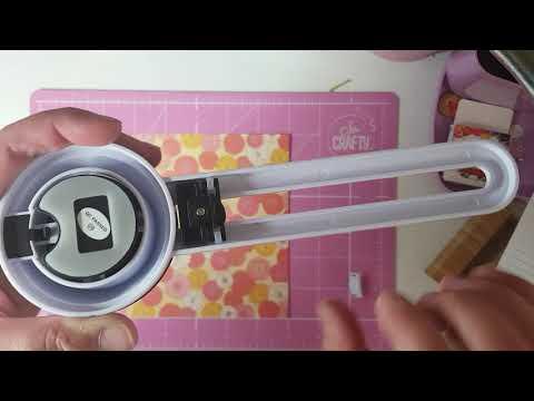 Using The Xcut Circle Cutter