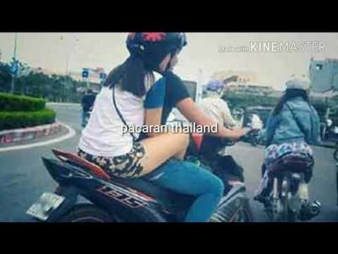 Aksi Cabe Cabean Thailand Klau lagi Naik Motor,lebih parah dari cabe cabean indonesia
