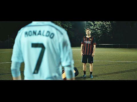 Ronaldo VS Messi - Boot Battle: Nike Superfly CR7 vs adidas Messi15 Test & Review | 4K