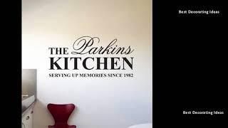 Kitchen Wall Decals   Inspirational Kitchen Wall Decals | Home Interior Wall Decor & Design