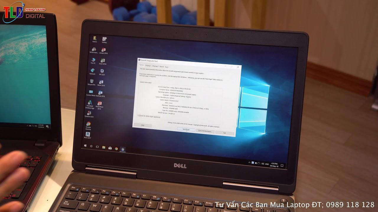 Laptop Có CPU Core i5 Và Core i7 Có Phải Là Laptop Khủng Không