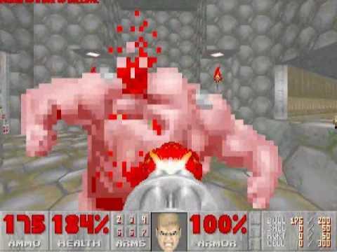 Ultimate Doom Bosses Nightmare!  